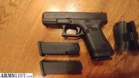 For Sale: Glock 19 Gen 5 9MM New in Box