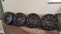 Aluminum rims and Tires 275/40/R20