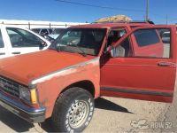 1983 Chevrolet S10 Blazer