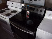 Samsung Electric Glass Top Stove
