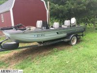 For Sale/Trade: King fisher bass boat