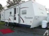LIKE NEW, Starcraft AR1 15 RB Travel Trailer