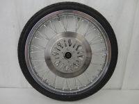 Purchase 1988-2010 Suzuki VS800 Intruder Front Wheel, Rim, Tire, Brake Rotor, & Axle 3153 motorcycle in Kittanning, Pennsylvania, US, for US $49.99