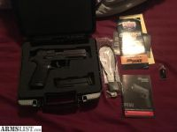 For Sale: Sig P250-22