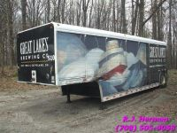 2007 Mickey 29ft Beverage Trailer