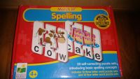 Match it Spelling puzzle