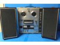 Vtg Sony Tc-630 Stereo Tapecorder Three Head Reel to Reel