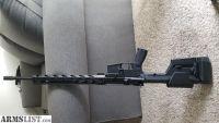 """For Sale: 20"""" Custom D.M.R. AR15"""