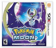 Pok mon Moon 3DS Game NEW!