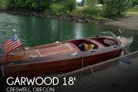1936 Garwood 18 Barrelback