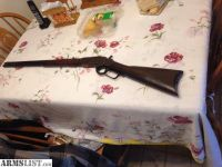 For Sale: Winchester lever action antique rifle