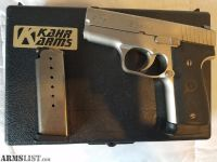 For Sale/Trade: Kahr K9 stainless