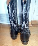Dan Post Western/Cowboy Boots - Like New Size 9