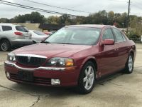 2002 Lincoln LS LOADED V8 ONE OWNER w/ONLY 75K MILES