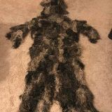 Ghillie Suit, boots, duffle bag, gloves and more...