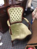 Vintage chair, needs minor spot cleaning