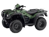 2014 Honda FourTrax Foreman Rubicon EPS Utility ATVs Spokane, WA