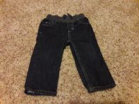 Baby boy 18 month blue jeans