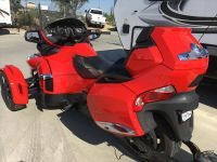 $18,995, 2013 Team Spirit Can Am Spyder RTS by BRP w/trailer
