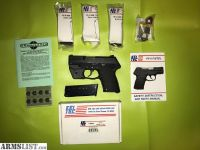 For Sale: Kel Tec PF-9 9mm W/laser & 4 mags