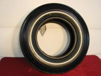 Find NOS F70-14 GOODYEAR CUSTOM WIDE TREAD POLYGLAS WHITE STRIPE TIRE 70 CHEVELLE MUS motorcycle in East Earl, Pennsylvania, United States, for US $800.00