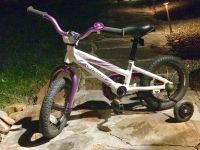 Specialized Hot Rock 12 $175.00 retails for $225.00 our daughter barley rode this.