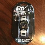 Star Wars Rogue One glow-in-the-dark LCD watch