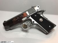 For Trade: Colt MK IV Stainless Officer .45 ACP