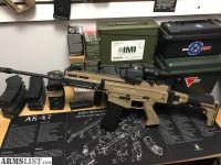 For Trade: Cz Bren 805 Carbine FDE
