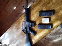 For Sale/Trade: Bushmaster XM15