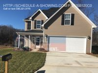 BRAND NEW Home 4 Bed/2.5 Bath 2-car garage home