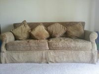 $500, Sofa  Lovechair  Ottoman  Coffee Table  Side Table --gtall for $500 only