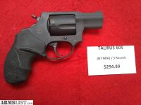 For Sale: Taurus Mod 605 .357 Magnum 5 Rounds