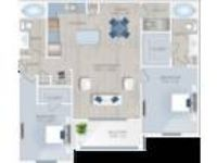 Riverwood Apartments - Two BR Two BA