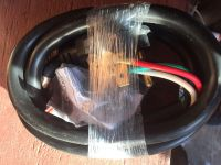 Dryer cord 4 prong