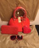 Valentines Day Special: Red Alma mm Lv Set