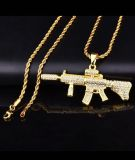 Stunning AR-15 Chain about 26 long