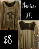 Maurices XXL top