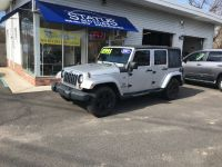 2007 Jeep Wrangler 2WD 4dr Unlimited Sahara