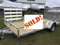 2018 Reliable Trailer Pro Pull 6.5 x 14 Utility Trailers Appleton, WI