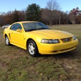 2004 Ford Mustang Base 2dr Fastback