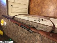 For Sale: Turkish Mauser 1943 8MM