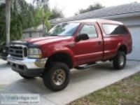 Ford F FX truck
