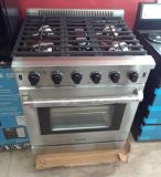NEW THERMADOR SLIDE IN GAS RANGE
