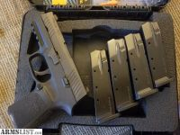 For Sale: Sig p320 4mags