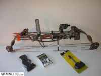 For Sale: Loaded Hoyt UltraTec XT2000 RH Compound Bow Package