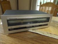 Vintage Kenwood KT 413 Tuner with original box!!!