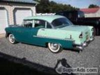 1955 Chevy 4 Door Belair