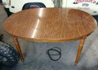 Table and chair set. Must pick up. Needs gone ASAP