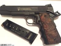 For Sale/Trade: Citadel 1911 .45 ACP Camo Grips